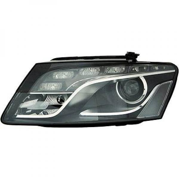 Audi-Q5-08-12-Faróis-tipo-Origem-Preto