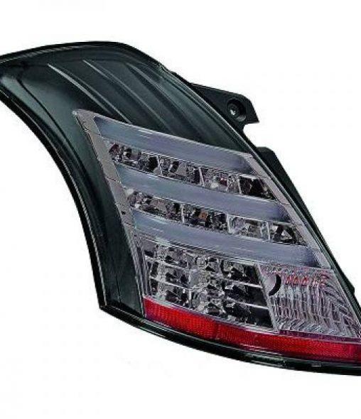 Suzuki-Swift-10-17-Farolins-Cristal-Preto-em-LED
