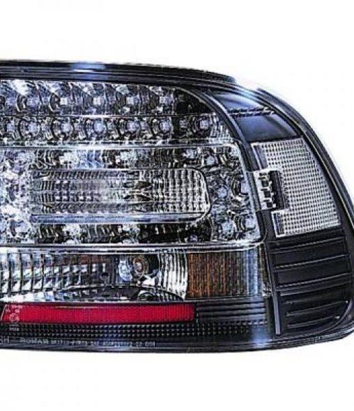Porsche-Cayenne-03-07-–-Farolins-Cristal-Preto-em-LED
