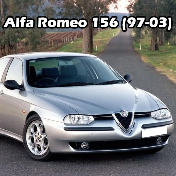 Alfa Romeo 156 (97-03)