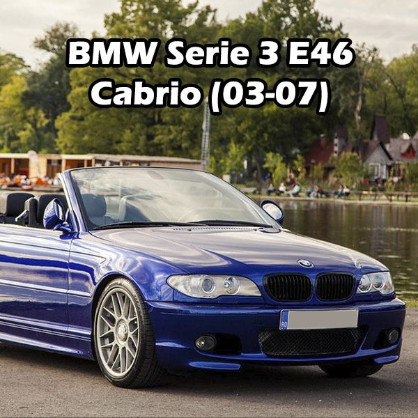 BMW Serie 3 E46 Cabrio (03-07)