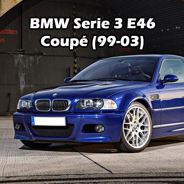BMW Serie 3 E46 Coupé (99-03)