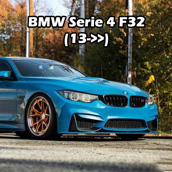 BMW Serie 4 F32 (13->>)