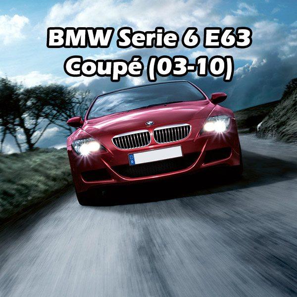 BMW Serie 6 E63 Coupé (03-10)