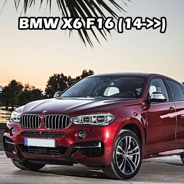 BMW X6 F16 (14->>)