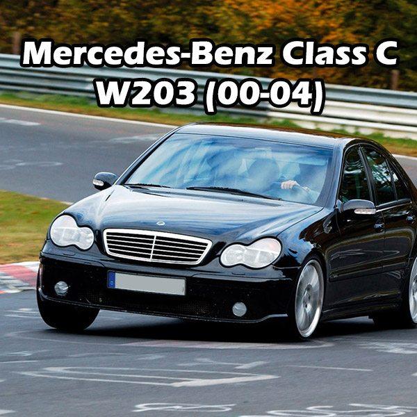 Mercedes-Benz Class C W203 (00-04)