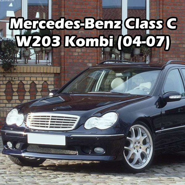 Mercedes-Benz Class C W203 Kombi (04-07)