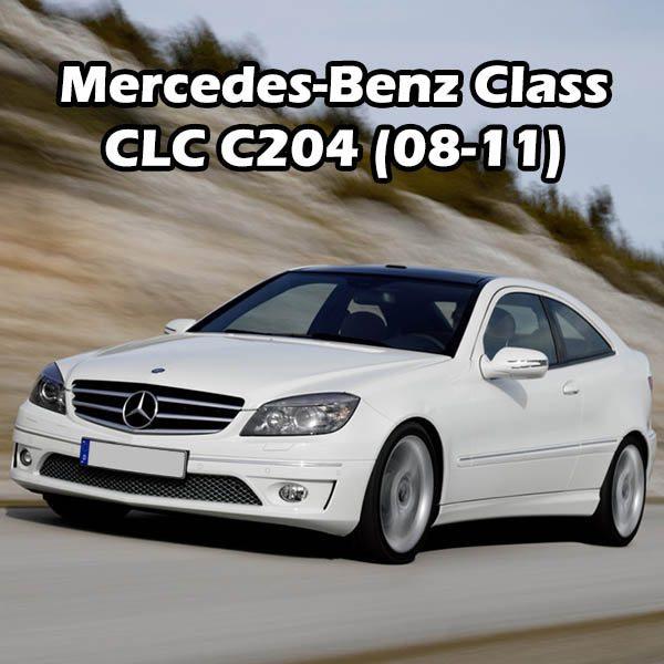 Mercedes-Benz Class CLC C204 (08-11)