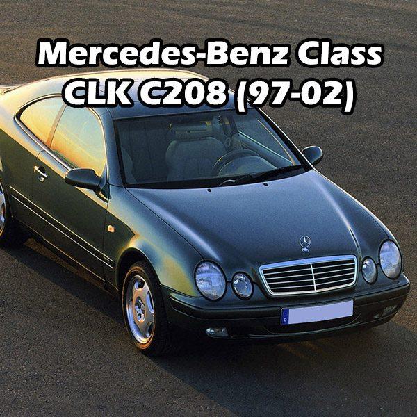 Mercedes-Benz Class CLK C208 (97-02)