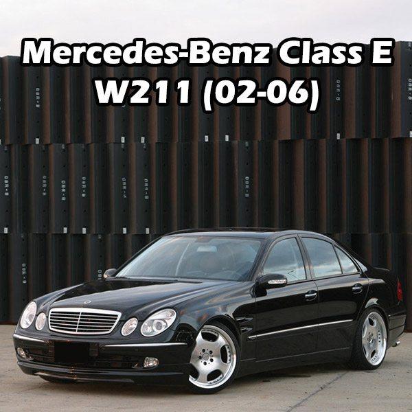 Mercedes-Benz Class E W211 (02-06)