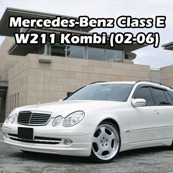 Mercedes-Benz Class E W211 Kombi (02-06)