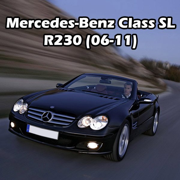 Mercedes-Benz Class SL R230 (06-11)