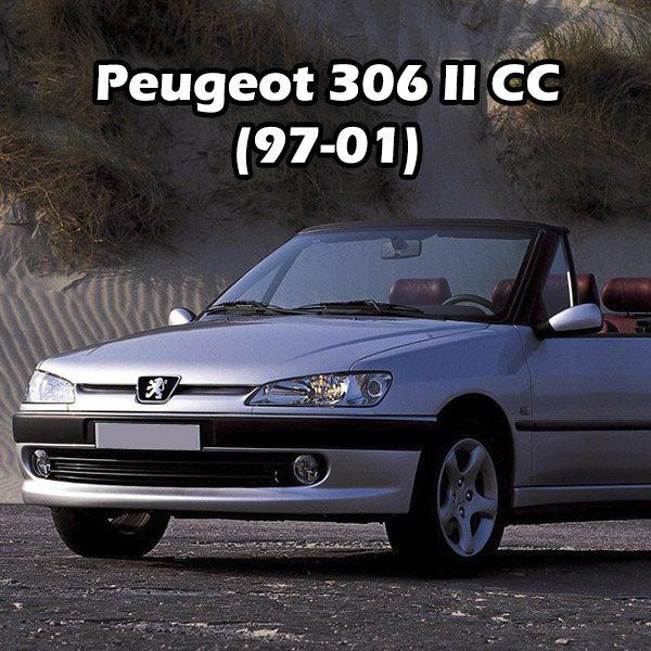Peugeot 306 II CC (97-01)
