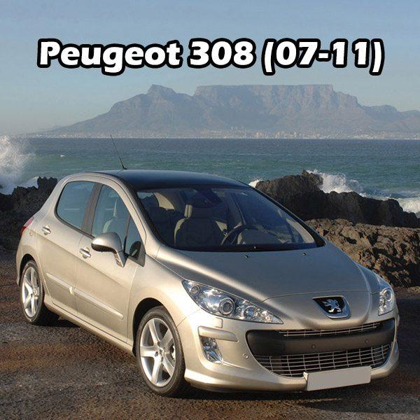 Peugeot 308 (07-11)