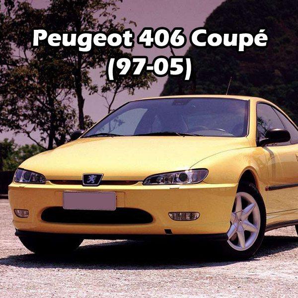 Peugeot 406 Coupé (97-05)