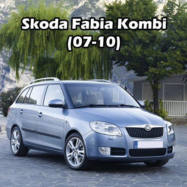 Skoda Fabia Kombi (07-10)