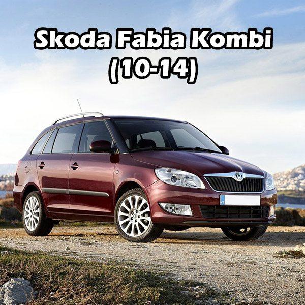 Skoda Fabia Kombi (10-14)