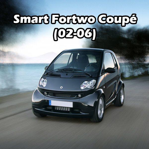 Smart Fortwo Coupé (02-06)