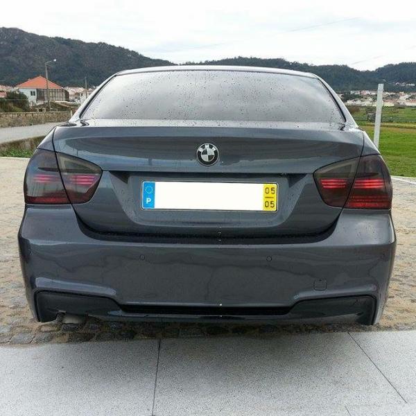 BMW-Serie-3-E90-05-08-Para-choques-Trás-M1-1
