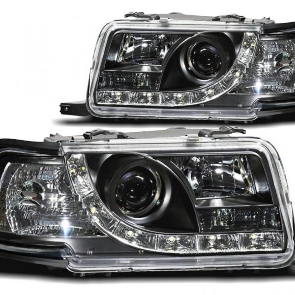 Audi-80-91-94-Faróis-Dayline-Fundo-Preto-1