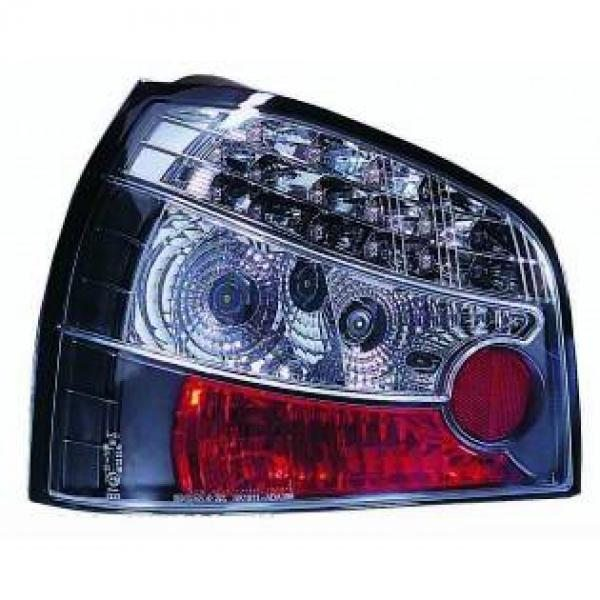 Audi-A3-8L-96-00-Farolins-Fundo-Preto-LED