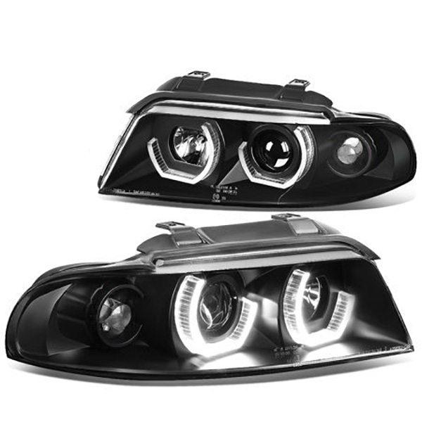 Audi-A4-B5-LimAvant-96-00-Faróis-Angel-Eyes-3D