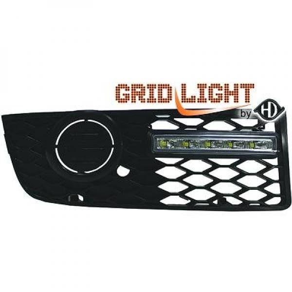 Audi-A4-B6-LimAvant-00-04-Grelha-Faróis-de-Nevoeiro-com-luz-Diurna