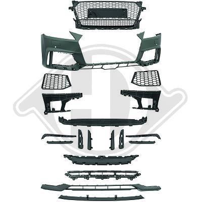 Audi-TT-8S-14-Para-choques-Frente-RS