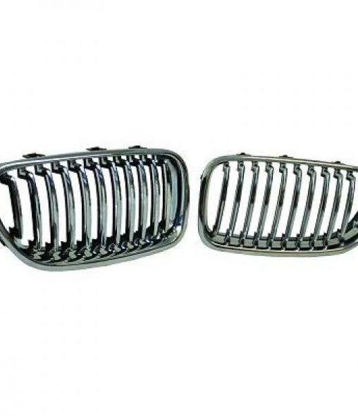 BMW-Serie-5-F11-10-13-Grelha-Central-Cromada