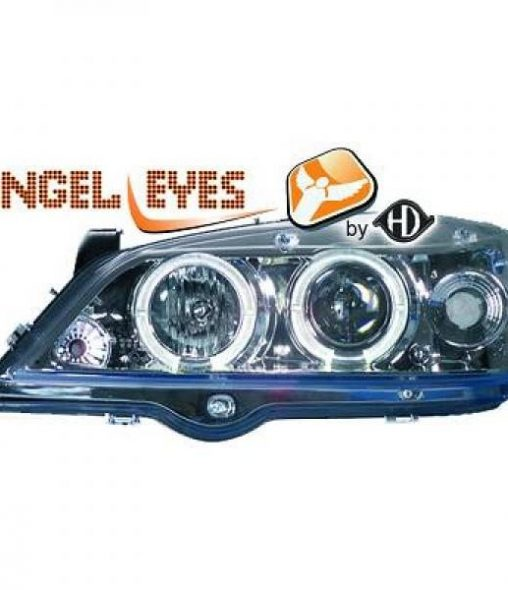 Opel-Astra-G-97-04-Faróis-Angel-Eyes-Cromados