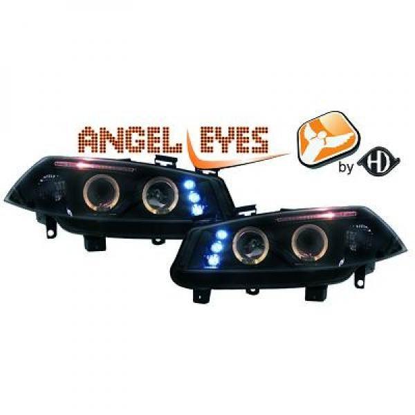 Renault-Mégane-II-02-05-Faróis-Angel-Eyes-Pretos