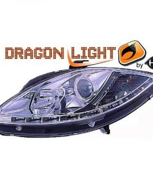 Seat-Leon-1P-05-09-Faróis-Dayline-Cromados