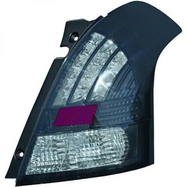 Suzuki-Swift-05-10-–-Farolins-Cristal-Preto-em-LED