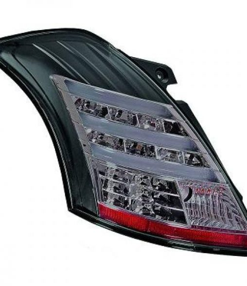 Suzuki-Swift-10-17-Farolins-Cristal-Preto-em-LED