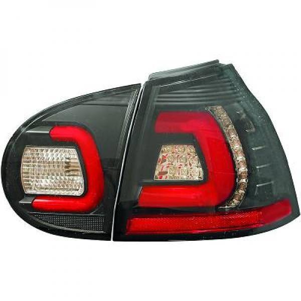 Volkswagen-Golf-V-03-08-Farolins-Light-Bar-Design-Preto