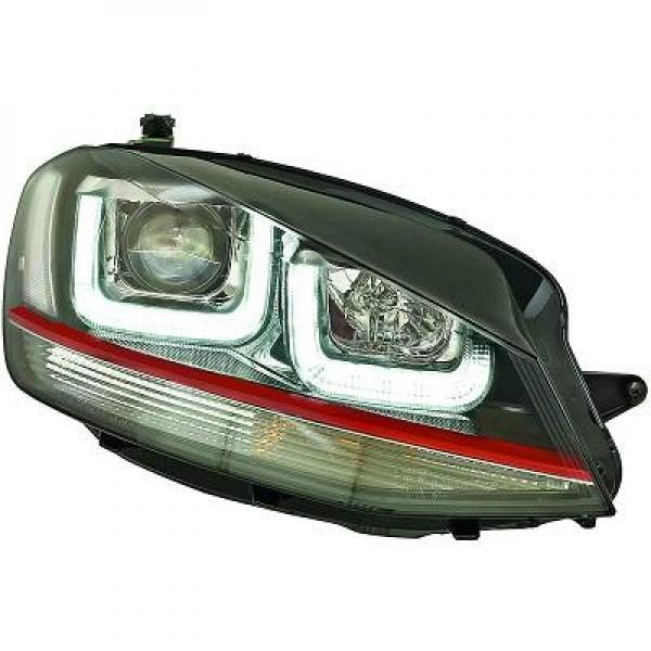 Volkswagen-Golf-VII-12-17-Faróis-Angel-Eyes-Vermelho