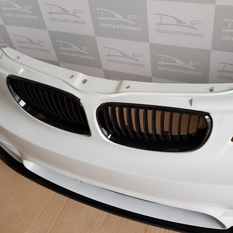 BMW-Serie-1-E87-04-11-Para-choques-Frente-Look-M4-6