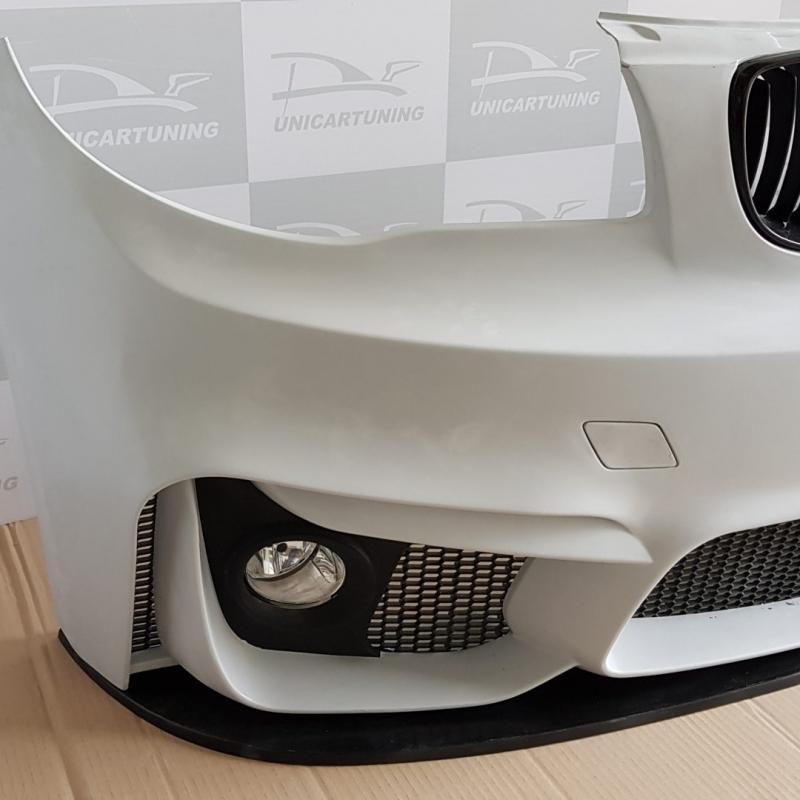 BMW-Serie-1-E87-04-11-Para-choques-Frente-Look-M4-8