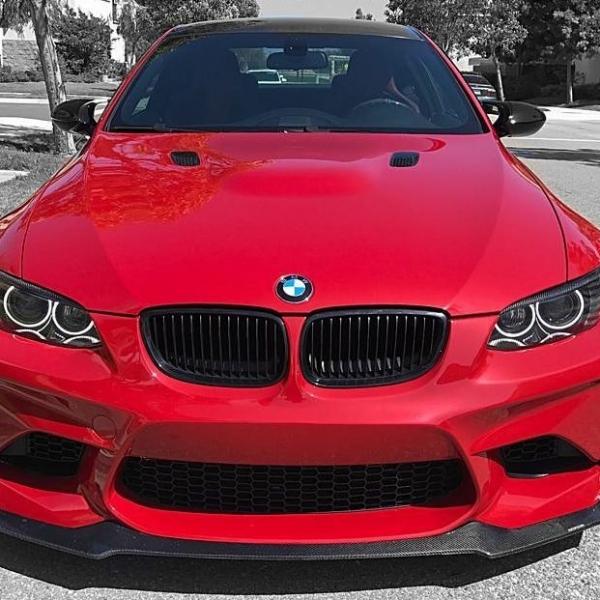 BMW-Serie-3-E92-Coupé-06-10-Para-choques-Frente-Look-M2-2