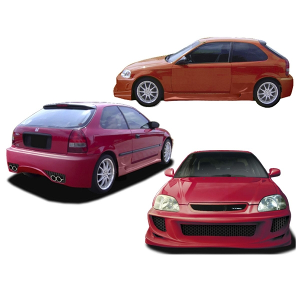 Honda-Civic-96-Hatchback-Silver-KIT-QTU046