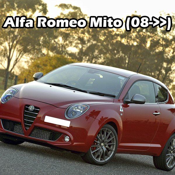 Alfa Romeo Mito (08->>)