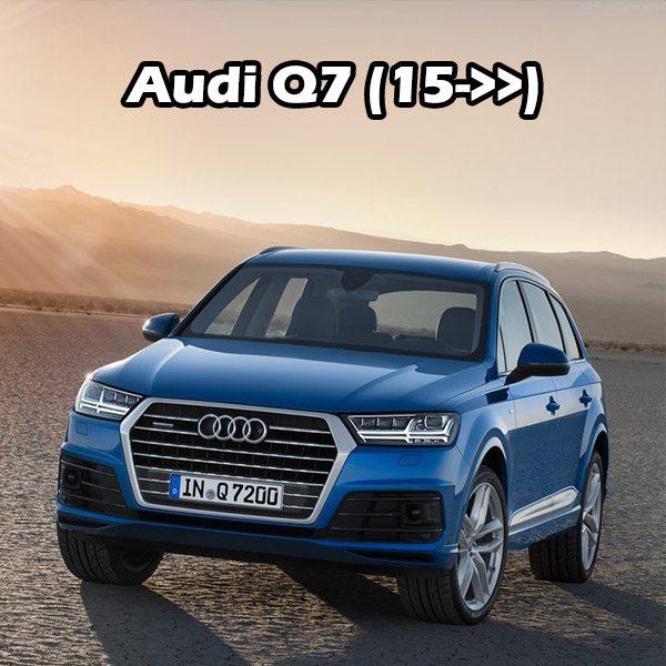 Audi Q7 (15->>)