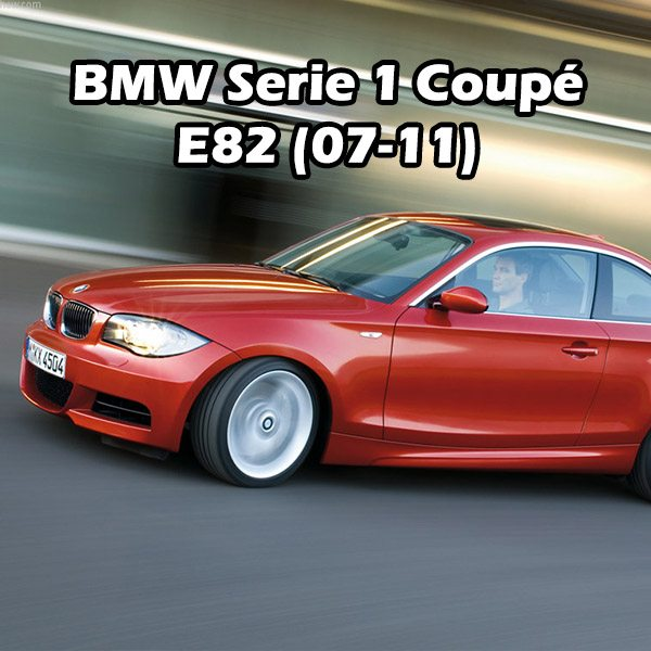 BMW Serie 1 Coupé E82 (07-11)