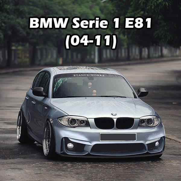 BMW Serie 1 E81 (04-11)