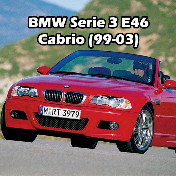 BMW Serie 3 E46 Cabrio (99-03)