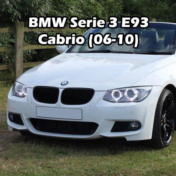BMW Serie 3 E93 Cabrio (10-14)