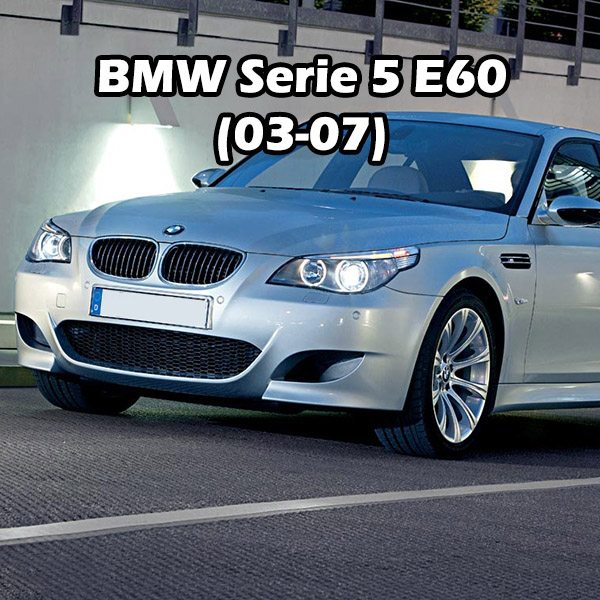 BMW Serie 5 E60 (03-07)