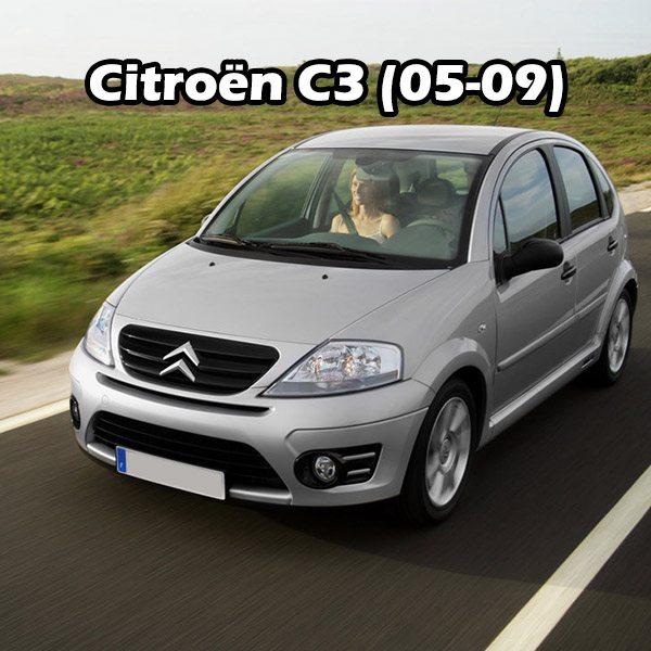 Citroën C3 (05-09)