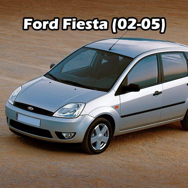 Ford Fiesta (02-05)
