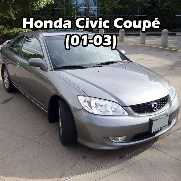 Honda Civic Coupé (01-03)
